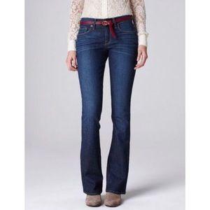 Women's Lucky Brand Sophia Bootcut Denim Jeans 8